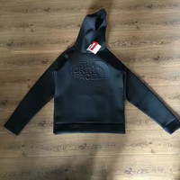 The North Face Fashion Cotton Embossing Hooded Top Pullover Sweater