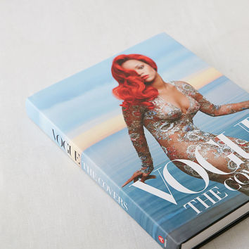 Vogue: The Covers By Dodie Kazanjian | Urban Outfitters