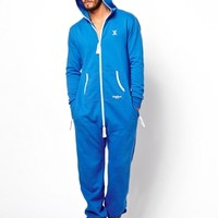 OnePiece Original Onesuit Royal Blue Heavy Weight