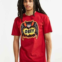 OBEY Pulp Comic Tee