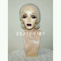 Countess // Lady Gaga // Evita // Blonde // Drag Queen // Show Girl // Lace Front // Wig