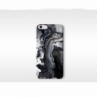 Wave Painting Iphone PC Case Cover