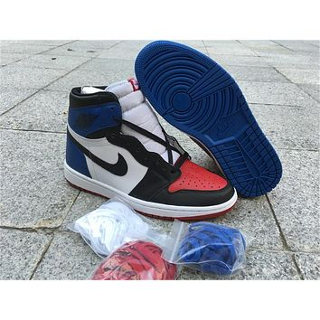 Air Jordan 1 Retro Top 3 Basketball Shoes 36-47