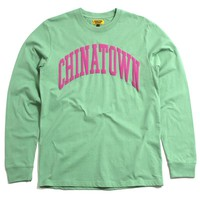 Arc Longsleeve T-Shirt Green