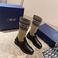 Dior Women's Leather Boots Shoes