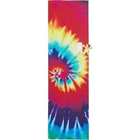 Grizzly Single Sheet Tie Dye Skate Griptape
