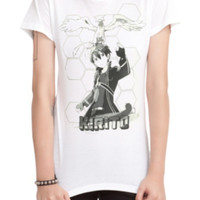 Sword Art Online Kirito & Pina Girls T-Shirt