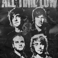 Music - Pop Posters: All Time Low - Faces - 35.7'x23.8'