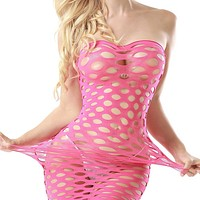 High Elasticity Fishnet Underwear Lingerie