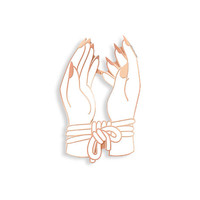 Bound Hands by Hannah Nance