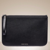 MANSUR GAVRIEL Clutches Women Genuine Leather Famous Brand Wallet Womens Clutch Wallets Designer Really Leather CC bags