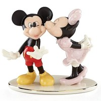 Minnie Sneaks a Kiss by Lenox