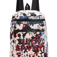 Juicy Sport Floral Nylon Backpack by Juicy Couture