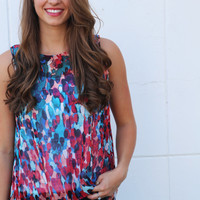 Marble Color Tank