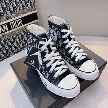 Converse x DIOR High-Top Sneaker