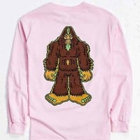 UO Artist Editions Bigfoot Tag Long-Sleeve Tee