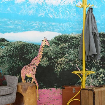 Urban Outfitters - Giraffe Tapestry