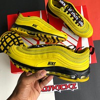 Nike Air Max 97 Atmospheric Cushion Men's and Women's Cushioning Sneakers Shoes
