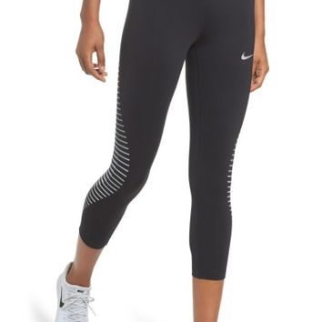 Nike Epic Run Dry-FIT Crop Tights   Nordstrom