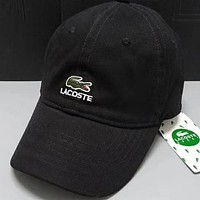 Perfect Lacoste Women Men  Fashion Casual Cap