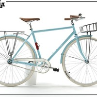 Domingo Deluxe Dutch Inspired Bike | City Bicycle | State Bicycle Co.