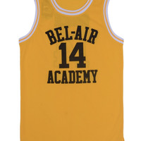 Will Smith Bel-Air Academy Throwback #14 Home Jersey