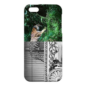 Tiger Cage phone case