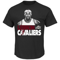 Cleveland Cavaliers LeBron James Game Face Tee - Boys 8-20
