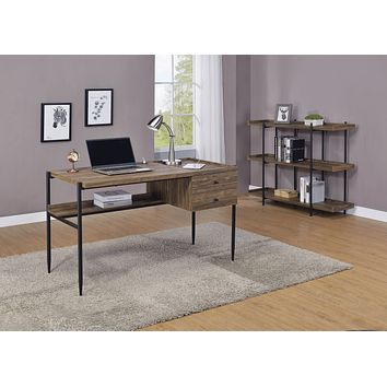 G804291 - Lawtey Home Office - Aged Walnut
