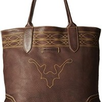 FRYE Campus Stitch Shoulder Handbag