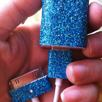Glitter Chargers