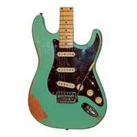 Sawtooth ST-ESAR-SGRT Electric Americana Relic Surf Green with Hardcase