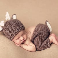 Newborn Baby Girls Boys Crochet Knit Costume Photo Photography Prop = 4457481284
