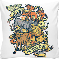 Game Of Throne Pillow