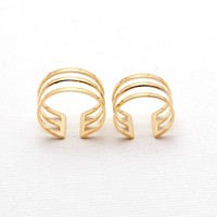 You And Me Ring - Gold