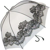 Soake Vintage Umbrella White
