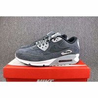 Nike Air Max 90 Leather Anthracite #652980-012