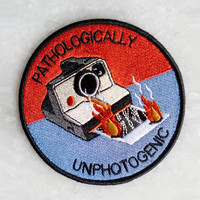 Unphotogenic Patch