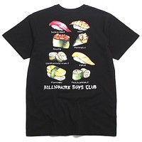 Spicy Mayo SS T-Shirt Black