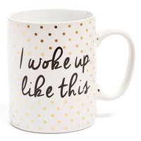 Tri-Coastal Design 'I Woke Up Like This' Mug | Nordstrom