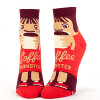 Coffee Monster Women's Socks