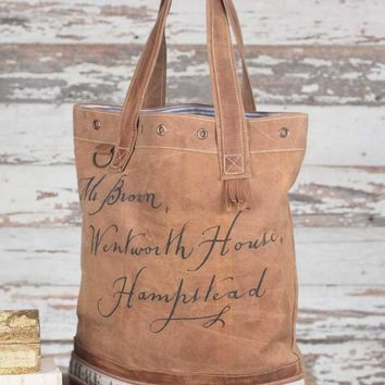 Hampstead Tote Bag