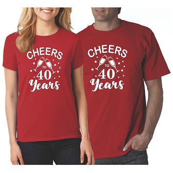 Personalized Wedding Anniversary Shirts | Our T Shirt Shack