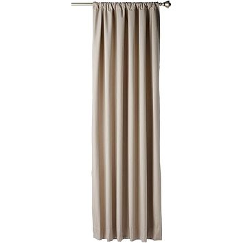 Lot of 3 AmazonBasics Room Darkening Blackout Window Curtains