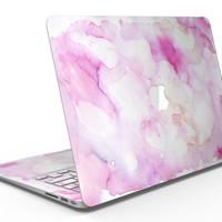 Pink 32 Absorbed Watercolor Texture - MacBook Air Skin Kit