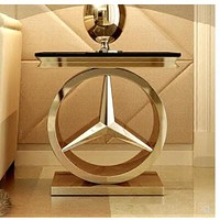 Modern Trendy Small Console Table