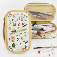 Willow Story Cosmetic Pouch