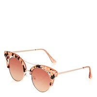 Extreme Clubmaster Sunglasses - Topshop