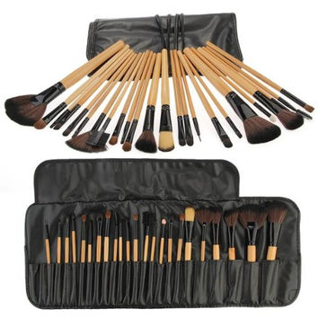 24 Professional Makeup Brushes Make Up Cosmetics Kit Makeup Set brushes tools makeup tools ; accessories Beauty Essentials