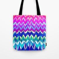 Summer Dreaming Tote Bag by Holly Sharpe